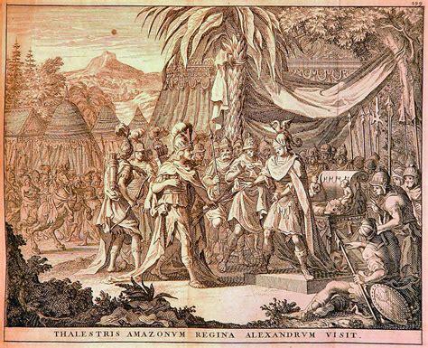 amazon mythology amazons military wiki
