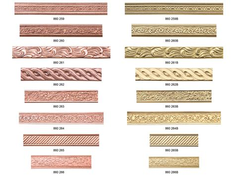 Making Window Boxes - copper braid patterned wire 0 8mm x 6 4mm x 910mm cooksongold com