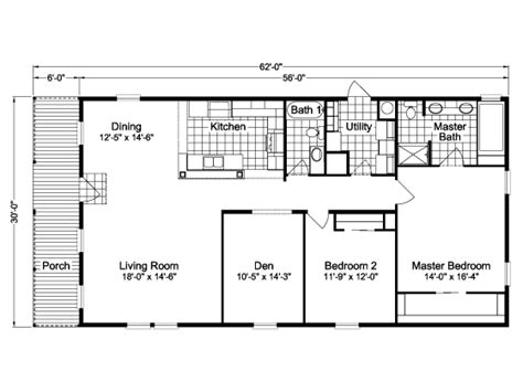 park homes floor plans floor plan for forest park suncrest homes service manufactured home sales