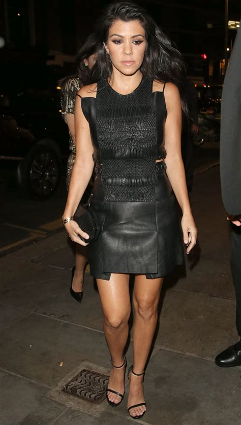 kourtney kardashian kourtney kardashian s very stylish shoe week photos