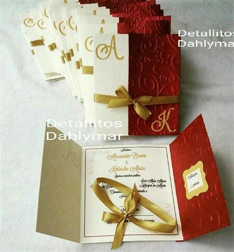 invitaciones bodas modernas tarjetas de invitacion tarjetas de invitacion boda matrimonio quincea 241 os y bs 45 00 en mercado libre