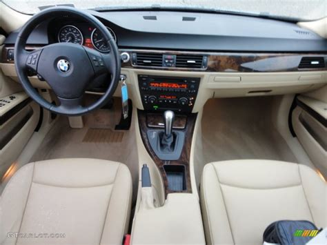 bmw 3 series dashboard 2006 bmw 3 series 325i sedan beige dashboard photo