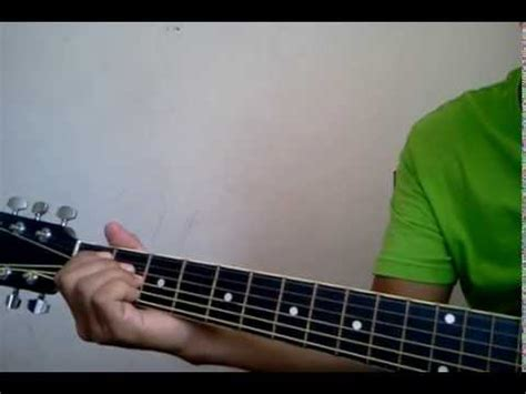 belajar kunci gitar kidal belajar kod asas gitar untuk tangan kidal penjejak bulan