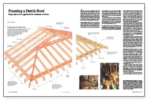 Hip Framing Hip And Gable Roof Www Pixshark Images