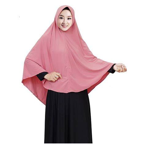 Jilbab Jumbo jilbab syar i pet antem jumbo dibajugamis