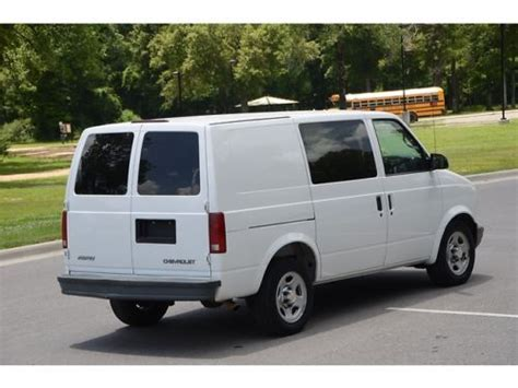 chevrolet astro cargo for sale by owner 28 images chevrolet astro cargo owners buy used 1999