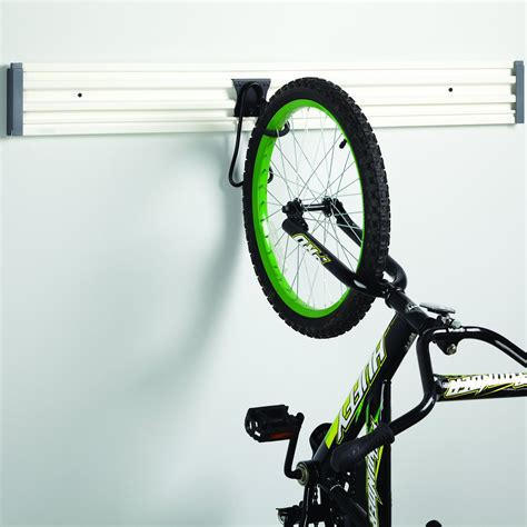 Wall Hooks Bike Storage Gladiator Vertical Bike Hook Tools Garage Organization