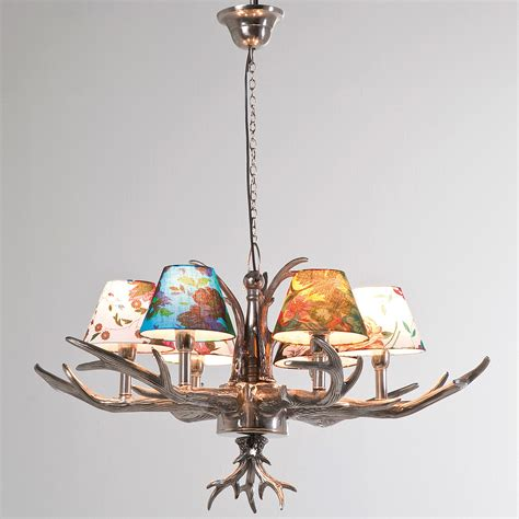 antler chandeliers and lighting company hunting by design silver antler chandelier french bedroom