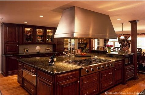 big island kitchen medium classic luxury kitchen design big kitchen island