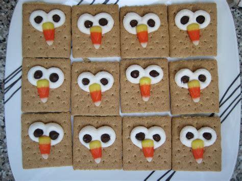 crackers craft greenchicken31 graham cracker owl crafts