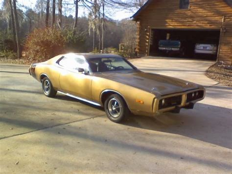 Gloden Six Pack Care lazeeboy413 1973 dodge charger specs photos modification