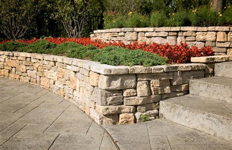 Rosetta Retaining Wall Belvedere By Rosetta Hammond Farms Landscape Supply