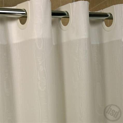 peek a boo shower curtain rujan peek a boo moire style polyester hotel shower