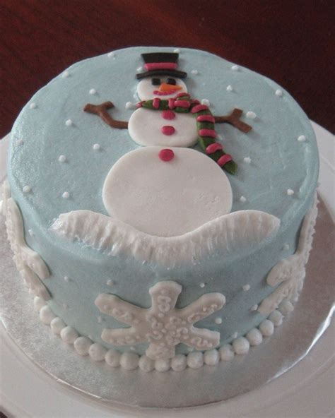 snowman cake ideas for christmas crochet patterns and
