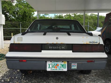 automobile air conditioning service 1987 buick skyhawk navigation system 1987 buick skyhawk not skylark quot bring a trailer quot rare nice florida keys vacation for sale in