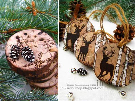 moderne weihnachtsdeko 3492 201 pingl 233 par martine schuller sur tranches de bois