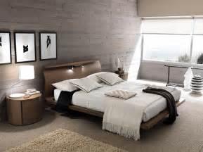 Contemporary Bedroom Three Unique Headboard Ideas