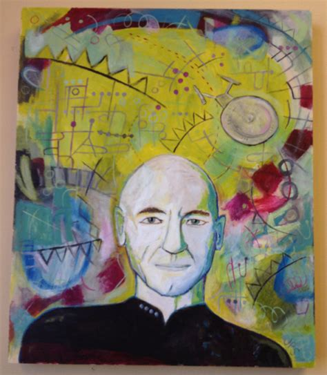 Cash For Gift Cards Tacoma Wa - international captain picard day community art show cartoonist s league of absurd