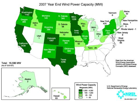 wind power map usa wind energy europe usa comparison our energy