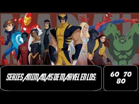 imagenes retro de los 70 series animadas de marvel a 241 os 60 70 y 80 youtube