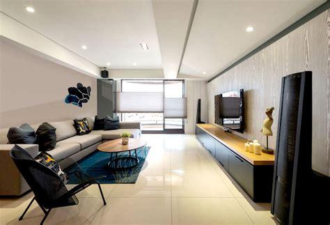 gambar desain ekspresif indah pesona kesederhanaan desain interior gaya urban pop art