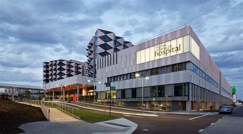 Detox Centre Perth by Fiona Stanley Hospital By Hassell