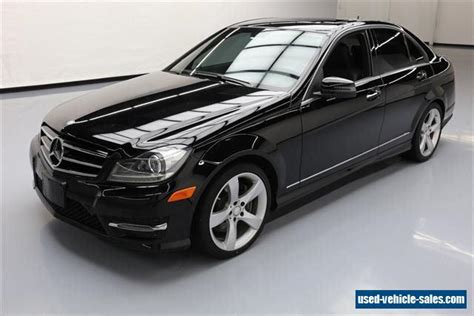2014 mercedes c class for sale in the united states
