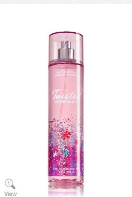Twisted Peppermint Mist Bath And Works missebeauty update bath and works winter care and antibacterial 2013