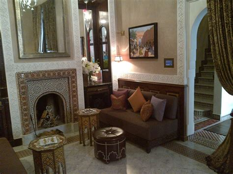 Living Room Hotel Style A True Royal Experience At Royal Mansour The Finest
