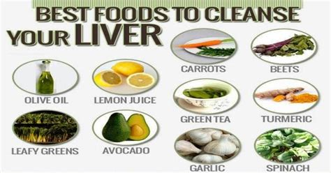 Top 10 Best Detox Diets by Top 10 Foods To Cleanse Your Liver From Toxins And