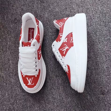 supreme clothing shoes cheap supreme louis vuitton shoes for 355397
