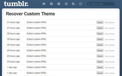 tumblr themes like optica get the most out of tumblr 20 tips tricks tools hongkiat