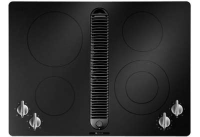 replace jenn air downdraft cooktop jenn air 30 quot electric cooktop in black jed8430bdb abt