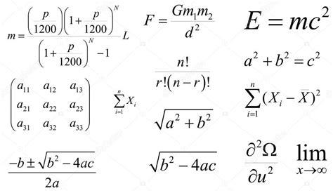 imagenes formulas matematicas formulas de vectores de matem 225 ticas y f 237 sica capas