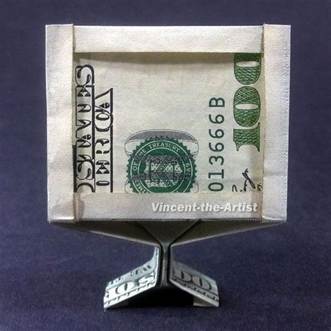 Hundred Dollar Bill Origami - pin by marcy bonfiglio fredette on origami