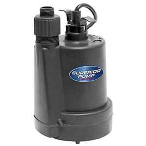 submersible sump pump water removal emergency basement