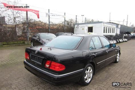 e 430 amg 1998 mercedes benz e 430 avantgarde amg styling vollausstattung car photo and specs