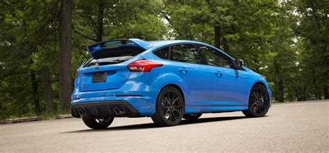 Focus Rs Colours 2016 by 2016 Ford Focus Rs Price Colors