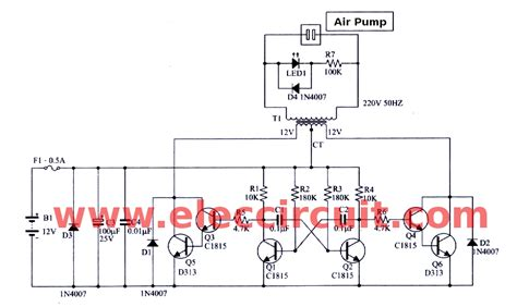 transistor npn inverter simple inverter circuit using 6 transistor