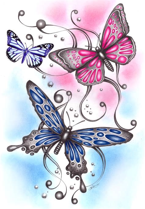 Images Of Butterflies To Draw Amazing Wallpapers Butterfly Designs