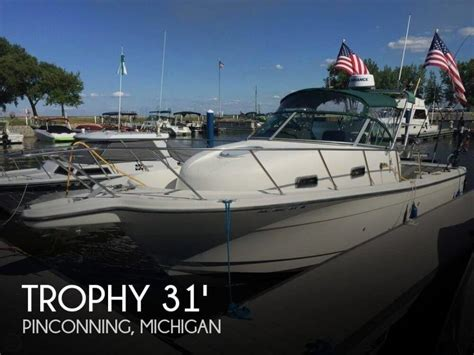 trophy boats for sale in michigan - Used Trophy Boats In Michigan