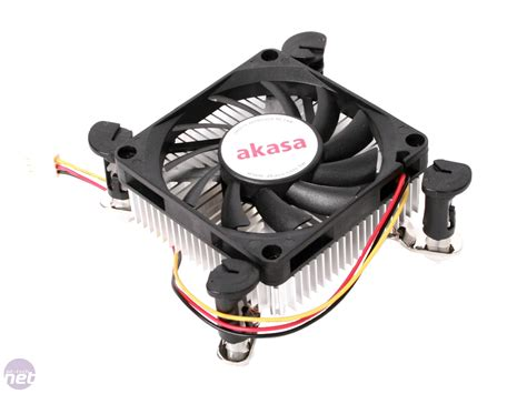 best low profile cpu cooler three low profile cpu coolers tested bit tech net