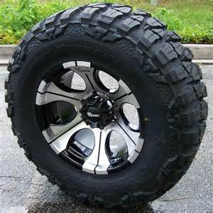 Truck Rims And Mud Tires Tires And Rims Used Mud Tires And Rims For Sale