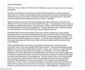 headteacher letter of application who was on mumsnet by teachers for