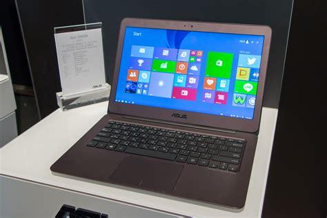 Asus Laptop Zenbook Ux305 ifa 2014 asus zenbook ux305 13 pouces haute r 233 solution quot le plus fin au monde quot