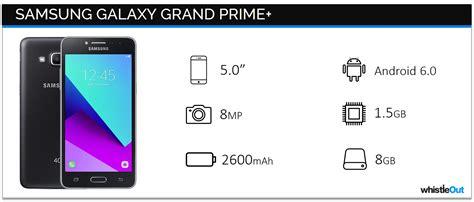 Samsung J5 Dan Grand Prime Plus samsung galaxy grand prime plus caracter 237 sticas y especificaciones whistleout