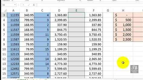 excel tutorial beginners 2013 using vlookup function value in range excel 2013