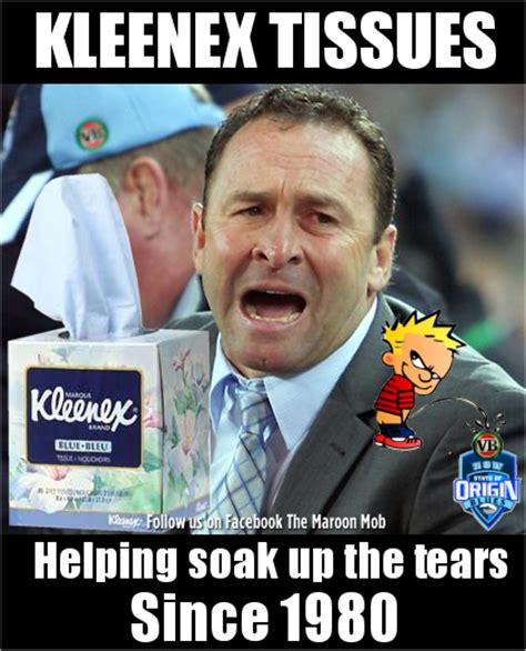 Nsw Blues Memes - the maroon mob july 2012