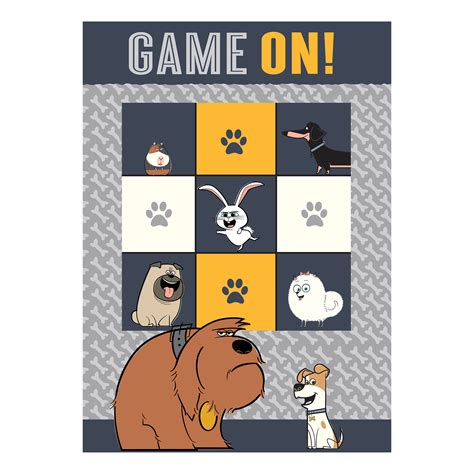 Universal Studios Gift Cards Online - universal studios secret life of pets game rug