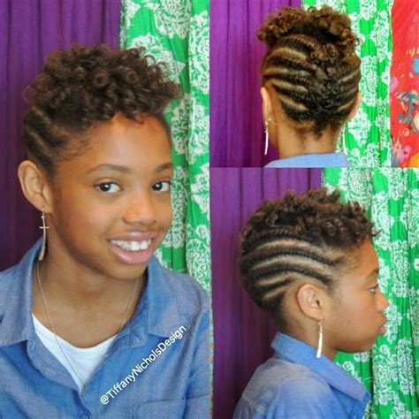 african big twists natural hairstyles for kids 39 best images about little girls hair styles on pinterest